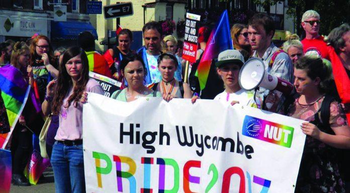 High Wycombe Pride Facebook page