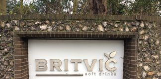 Britvic in Norwich. Photo: Tony Allen