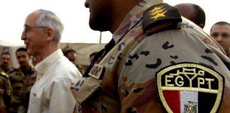 Egyptian military, Wikimedia Commons US DoD