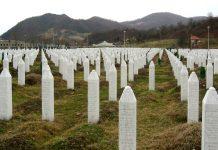 Srebenica memorial, Michael Buker