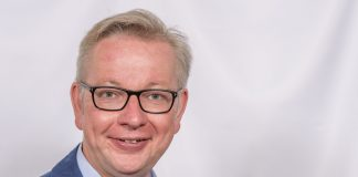 michael gove by number 10 on flickr