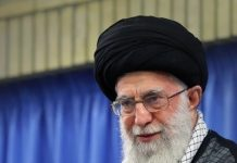 Khamenei, Wikimedia commons