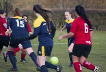 uea women's fc by charlotte jones