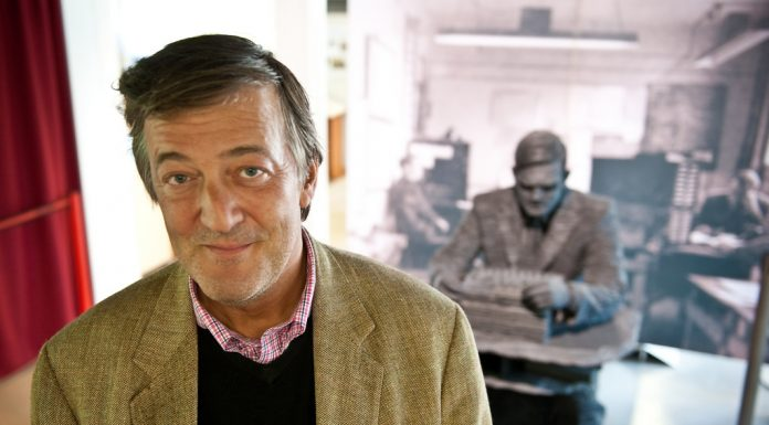 stephen fry by Christian Payne on flickr