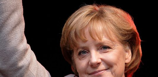 angela merkel by Duncan Hull on flickr