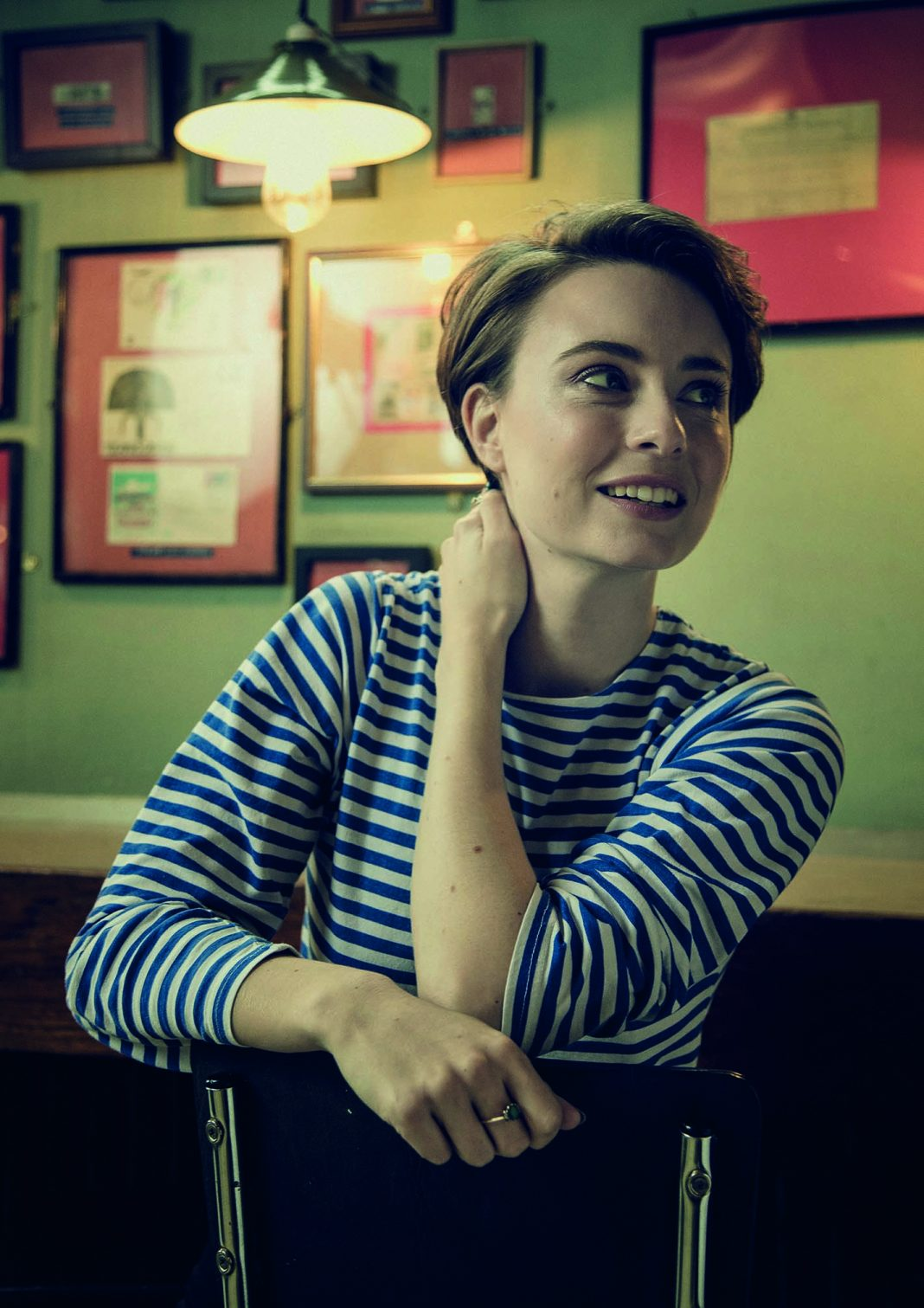 Image Credits: Photographer – Will Bremridge, Makeup – Charlotte Wood for Lancôme