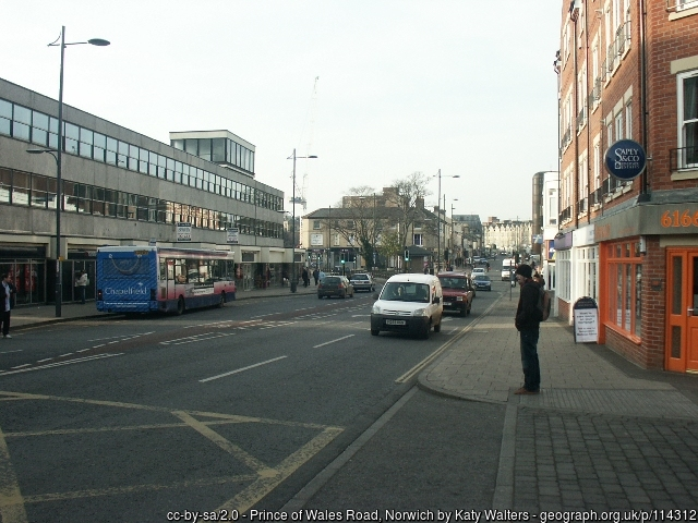 prince of Wales by Katy Walters on geograph