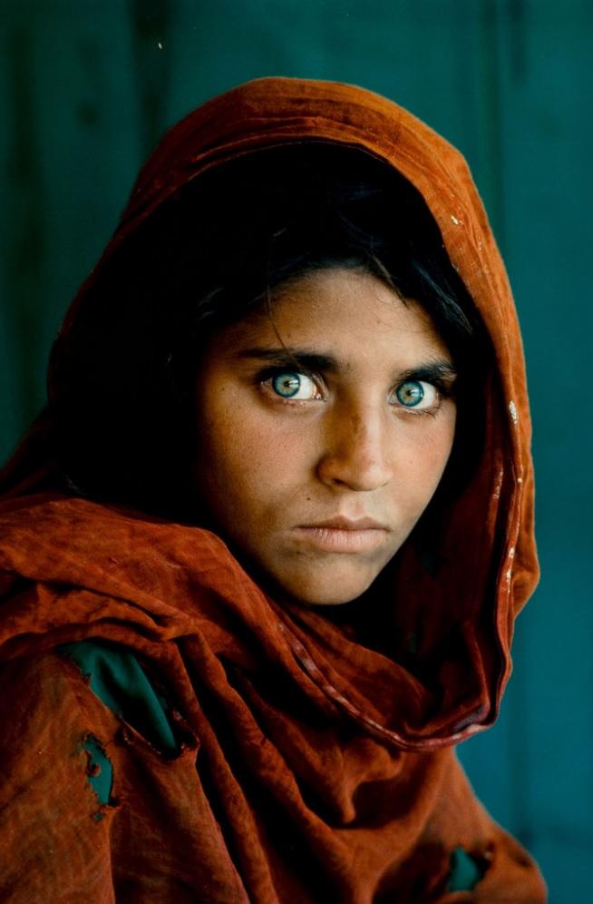 Steve McCurry, Olaf Torsu, Flickr;