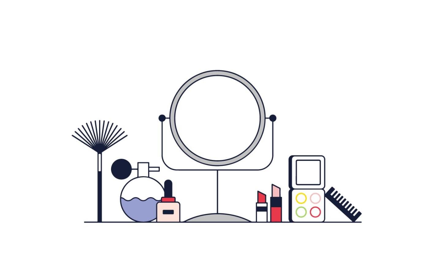 make up beauty cosmetics from vecteezy