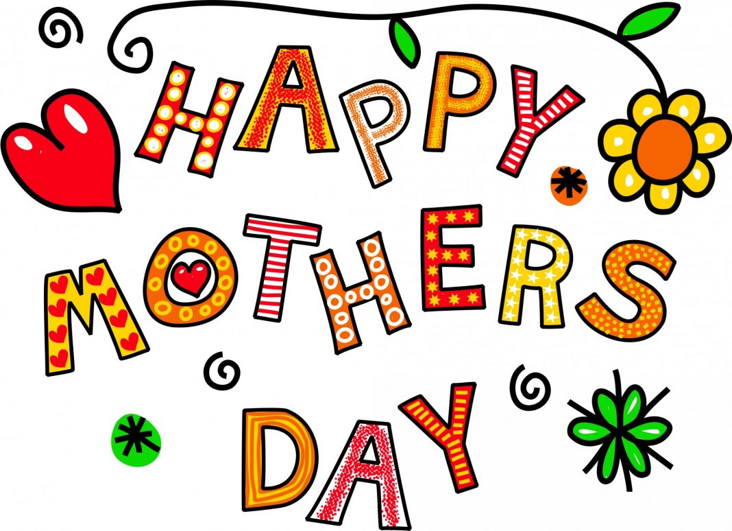 happy mother's day by Dawn Hudson on publicdomainpictures.net