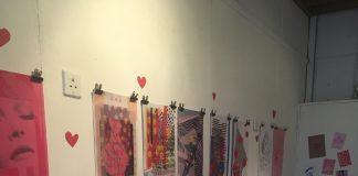 nua zine exhibition by jacob chamberlain