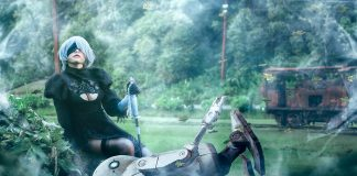 nier automata by VALRO Photography on flickr