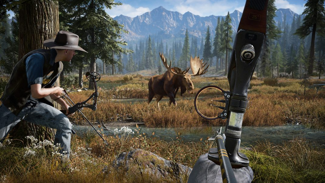 far cry 5 by PlayStation Europe on flickr
