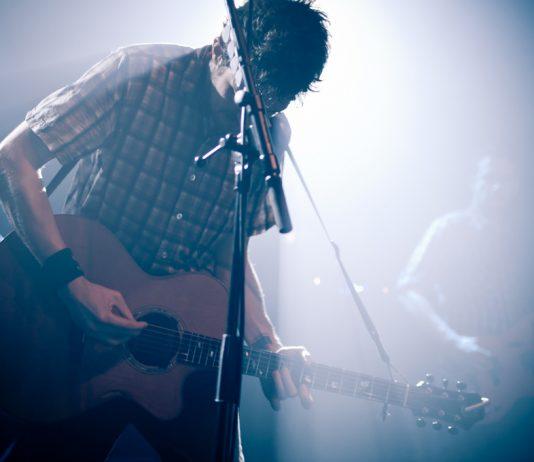 frank turner by Kmeron on flickr