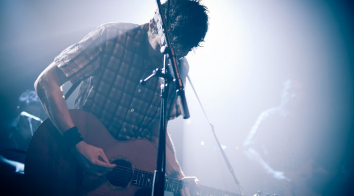 frank turner by Kmeron on flickr