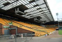 norwich carrow road football stadium by Jim Linwood on flickr