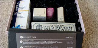 glosybox beauty by Bramblewood Fashion on flickr