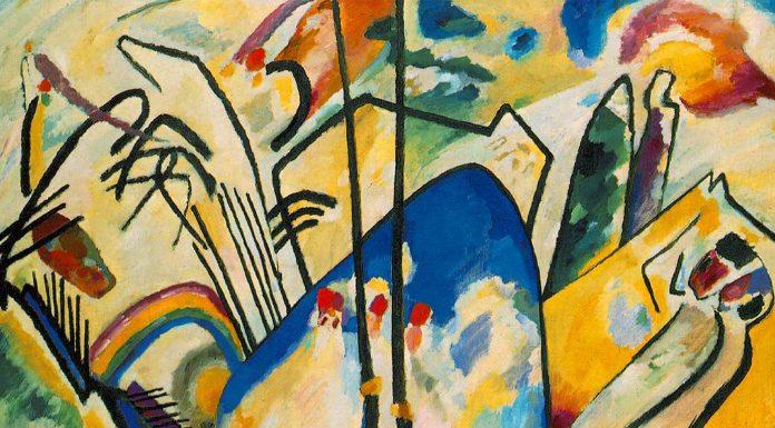 Wassily Kandinsky, Wikimedia Commons