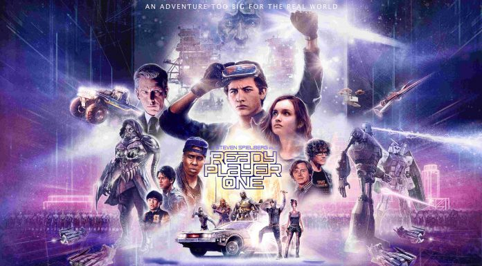 ready player one from readyplayeronemovie.com
