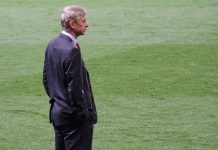 arsene wenger by Ronnie Macdonald on flickr