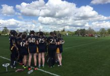 uea lacrosse derby day