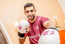 amir khan by Boxing AIBA on flickr