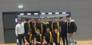 uea futsal derby day