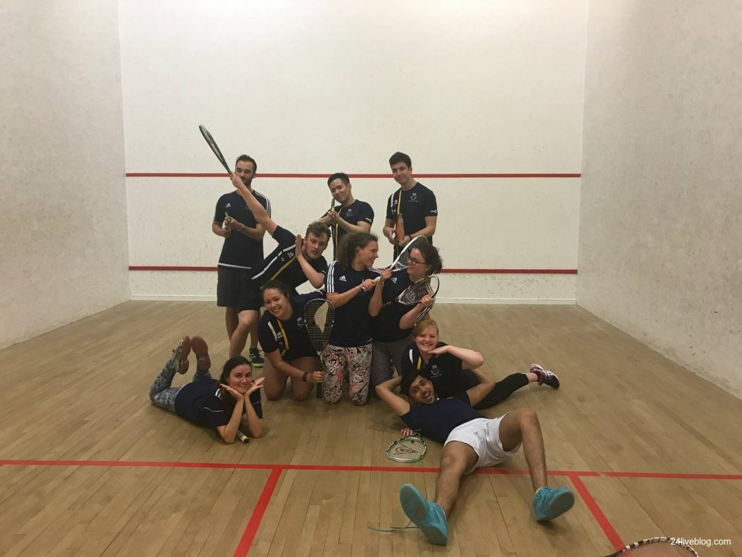 UEA SQUASH DERBY DAY