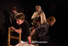 uncle vanya, inkwell productions, dante k