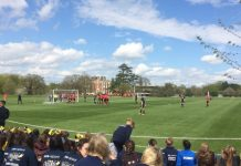 UEA football derby day