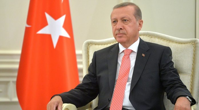 president of turkey Recep Tayyip Erdogan, via the Kremlin