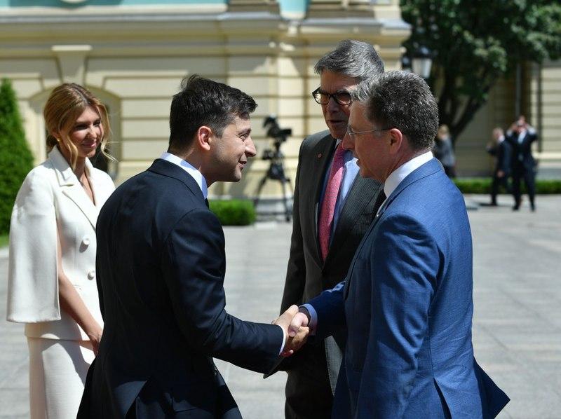 Ukranian president