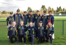 UEA Blue Sox, Softball Nationals 2019