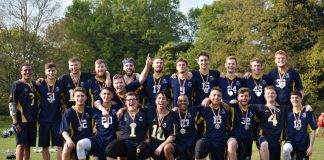 UEA Men's Lacrosse, Derby Day 2019
