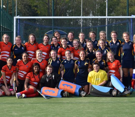 Women's Hockey, Derby Day 2019