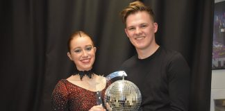 UEA Strictly Winners 2019