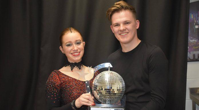 UEA Strictly Winners 2019