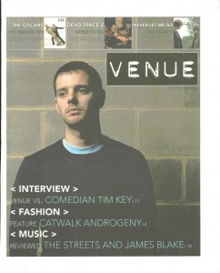 Venue - Issue 252 - 15/02/2011