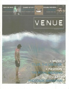 Venue - Issue 256 - 10/05/2011