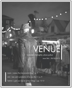Venue - Issue 266 - 28/02/2012