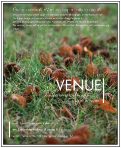 Venue - Issue 258 - 11/10/2011