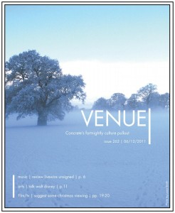 Venue - Issue 262 - 06/12/2011