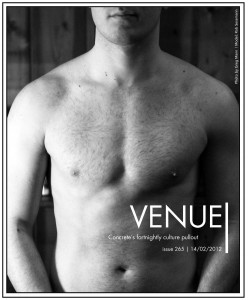 Venue - Issue 265 - 14/02/2012
