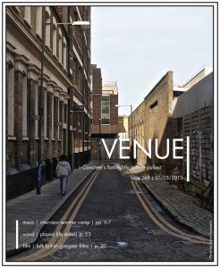 Venue - Issue 268 - 27/03/2012