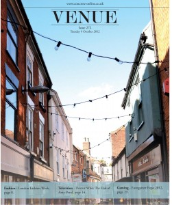 Venue - Issue 272 - 09/10/2012