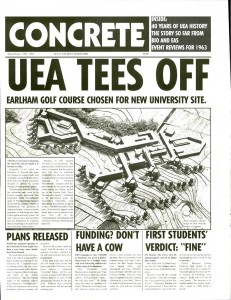 UEA 40th Anniversary Special - 08/10/2003