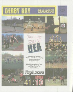 Derby Day Special - 23/03/2011