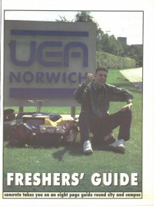 Freshers' Guide - 18/09/1996