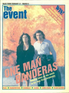 The Event - Issue 057 - 21/02/1996