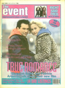 The Event - Issue 003 - 09/11/1993